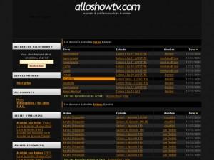 ALLOSHOWTV : Streaming de vidéos sur ALLOSHOWTV.com