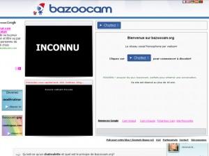 Cam chatroulette francais bazoocam chat Bazoocam Chatroulette
